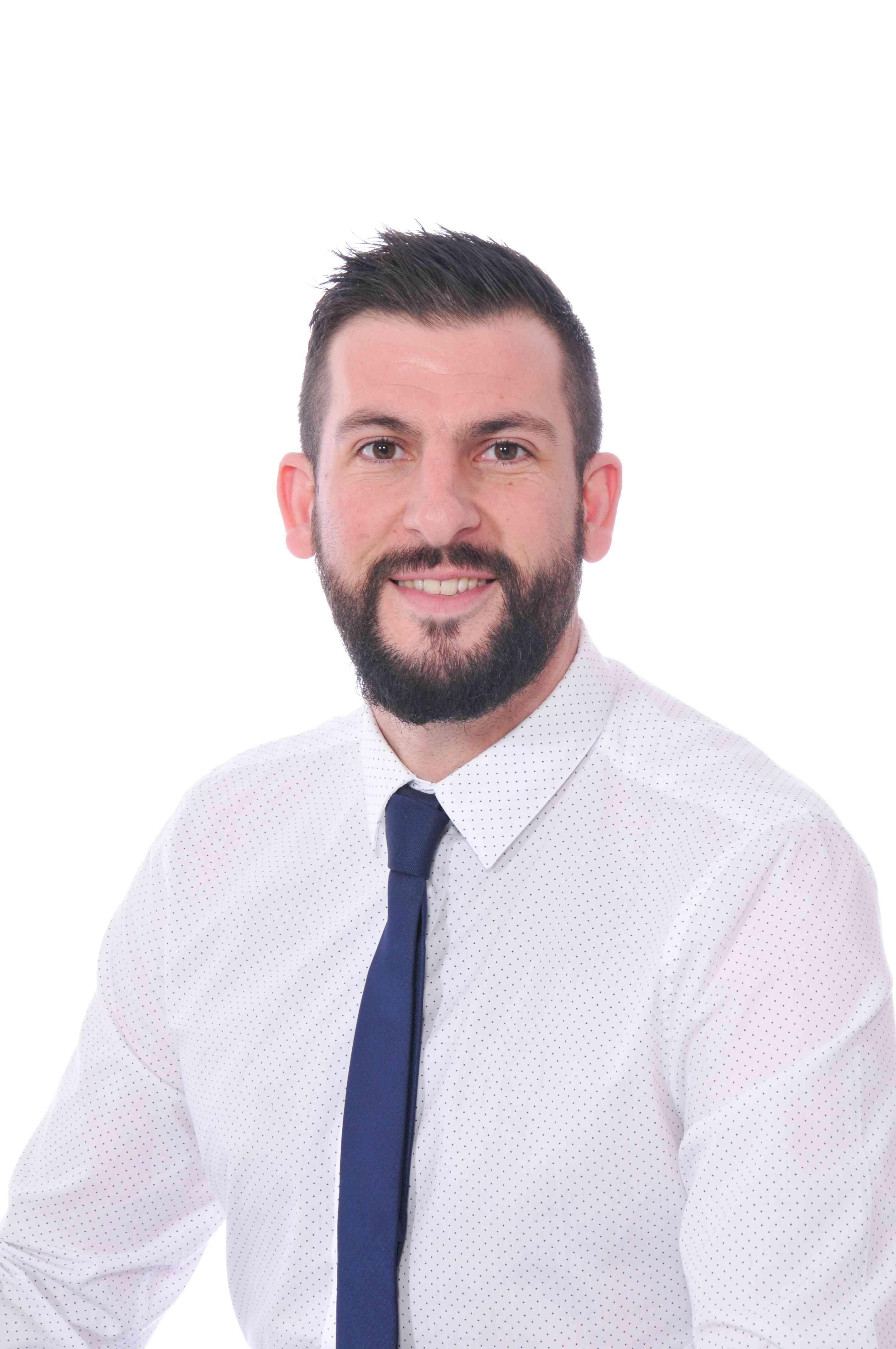 Mr Millard - Deputy Head of School